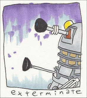 dalek by lordmitz