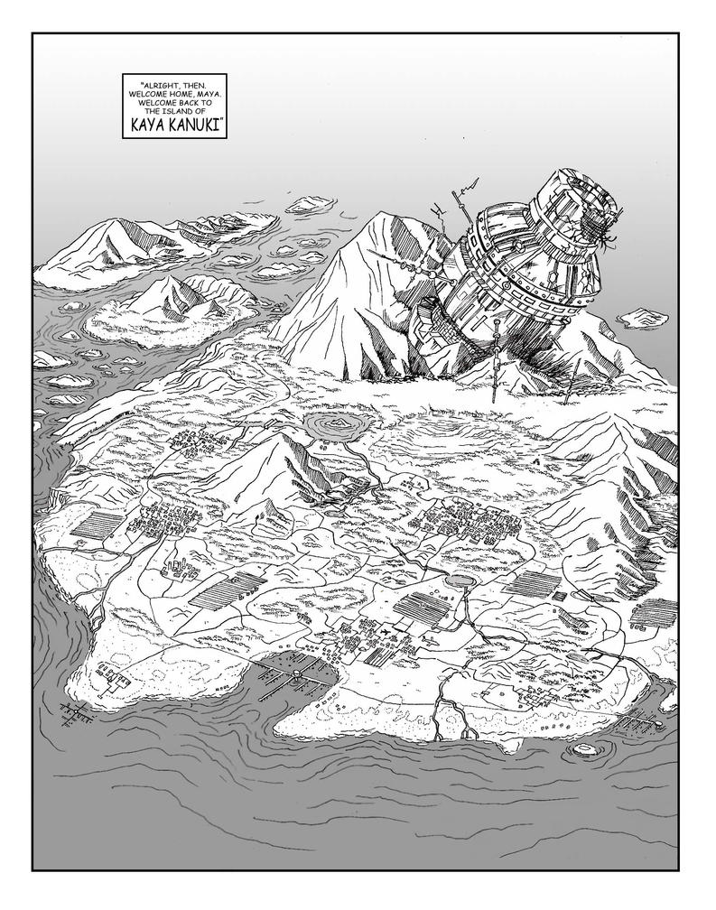 Maya Zulu chap 2, pg 9 by Rasheedzee