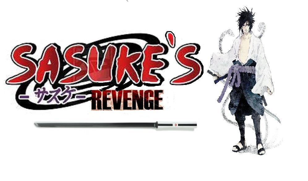 Sasuke's revenge by Rasheedzee