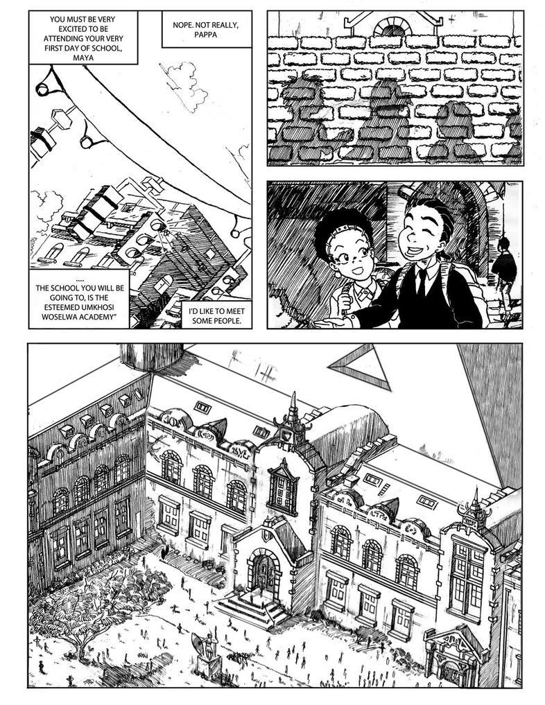 Maya Zulu chap 2, pg 11 by Rasheedzee