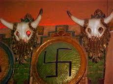 Albuquerque swastika by Rasheedzee