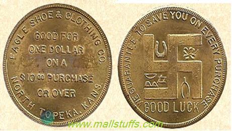 Swastika-good-luck-coins-of-american-clothing-stor by Rasheedzee