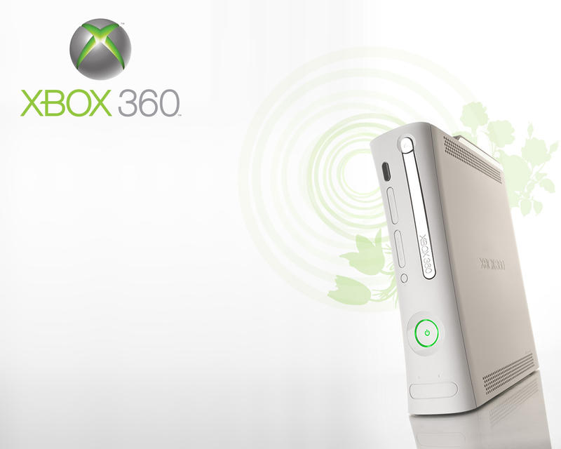 wallpapers xbox 360. xbox360 wallpaper by