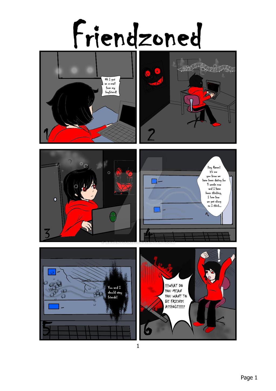 Friendzoned by Ravenyuuki87 on DeviantArt