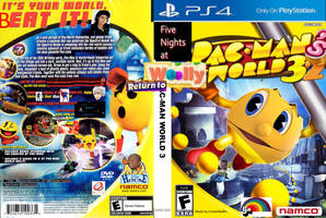 Five Nights at Pac-Man's Return to Wooly World 32