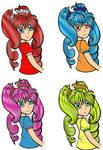 Manga Pigtails