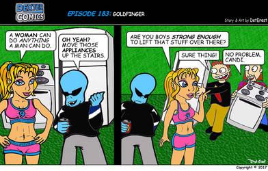 Dexter Comics Episode 183