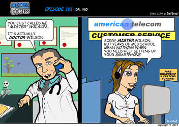 Dexter Comics Episode 181