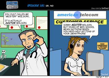 Dexter Comics Episode 181 by detstar