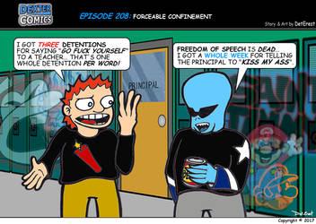 Dexter Comics Episode 208 by detstar