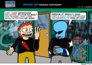 Dexter Comics Episode 208