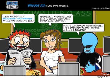 Dexter Comics Episode 202 by detstar