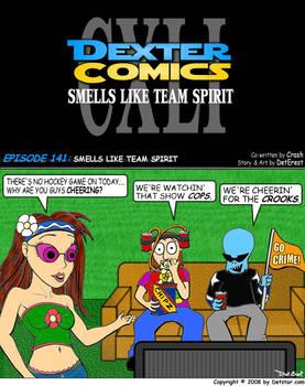 Dexter Comics Episode 141