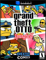 Grand Theft OTTO: Springfield by detstar