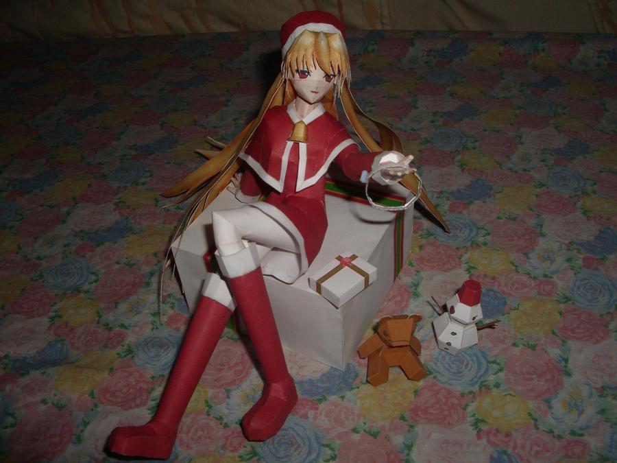 Christmas Girl by Kayuna-Chan