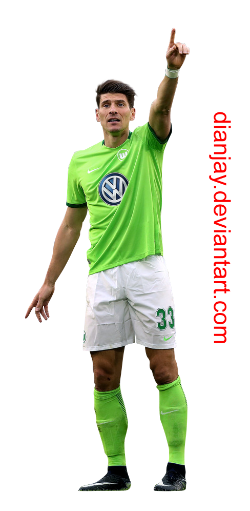 Mario Gomez PNG Render by dianjay on DeviantArt