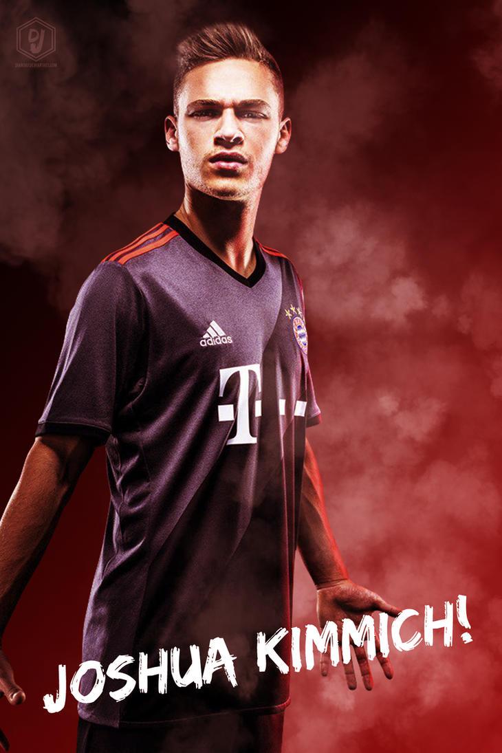 Joshua Kimmich Bayern Munchen 2016 Wallpaper by dianjay on