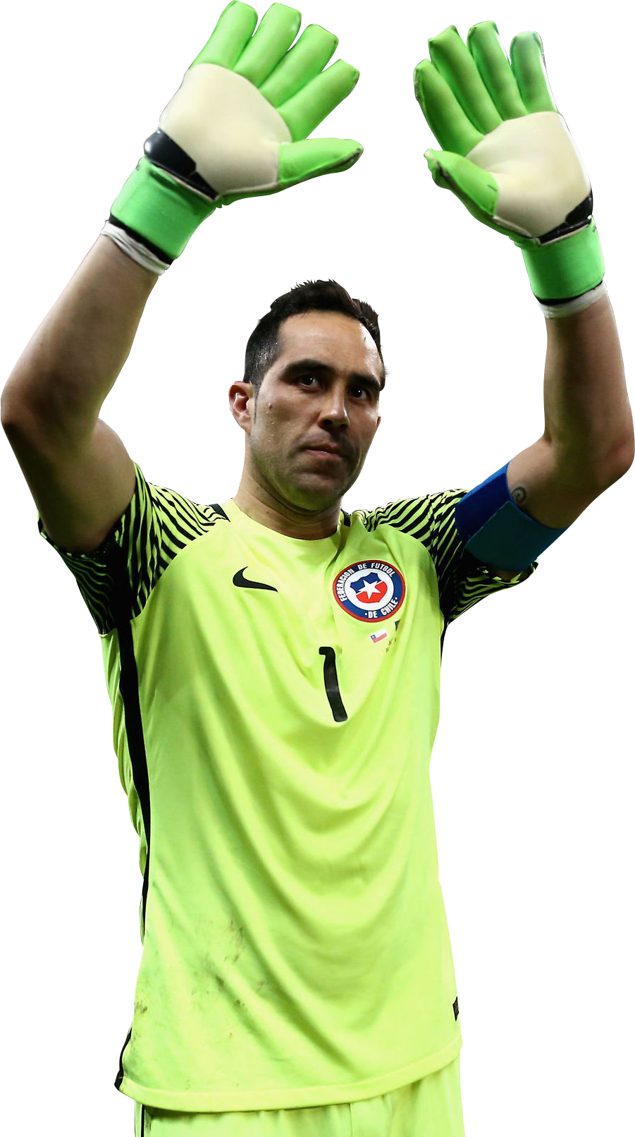 Claudio Bravo by dianjay on DeviantArt
