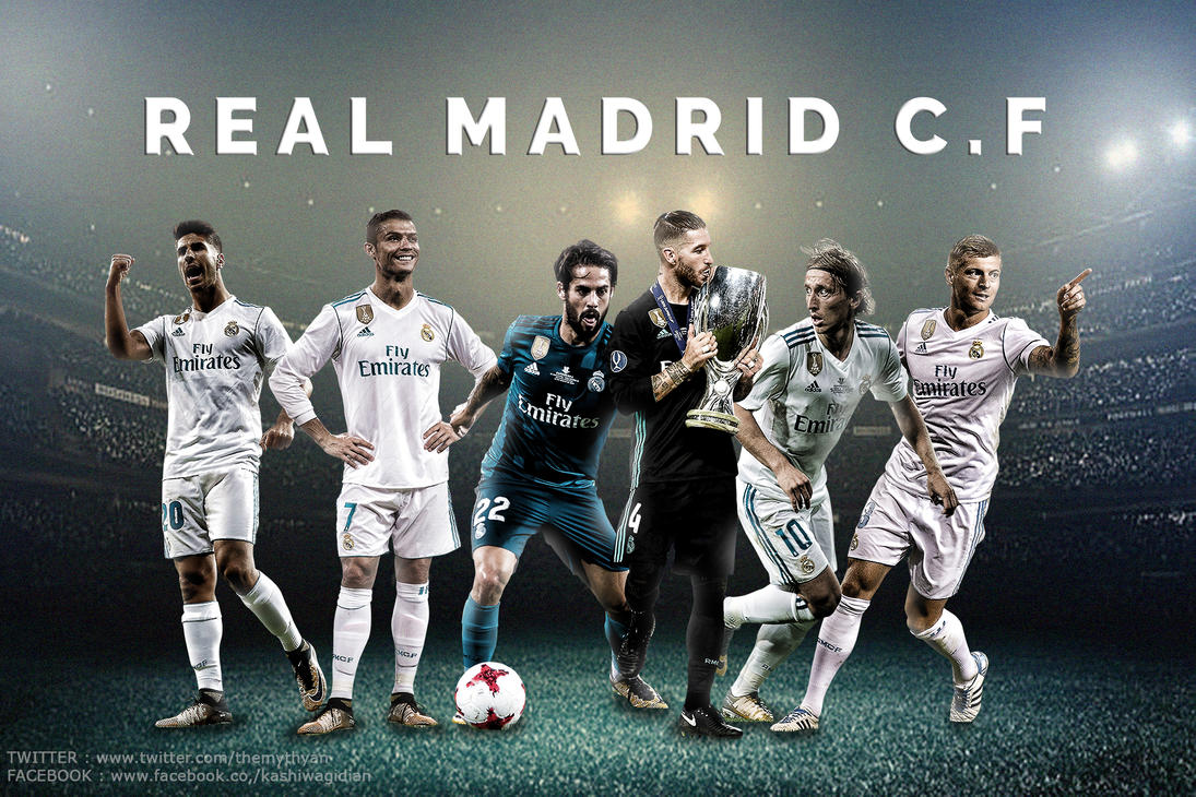 Real madrid wallpaper desktop by dianjay on deviantart - Real madrid pictures wallpapers 2017 ...