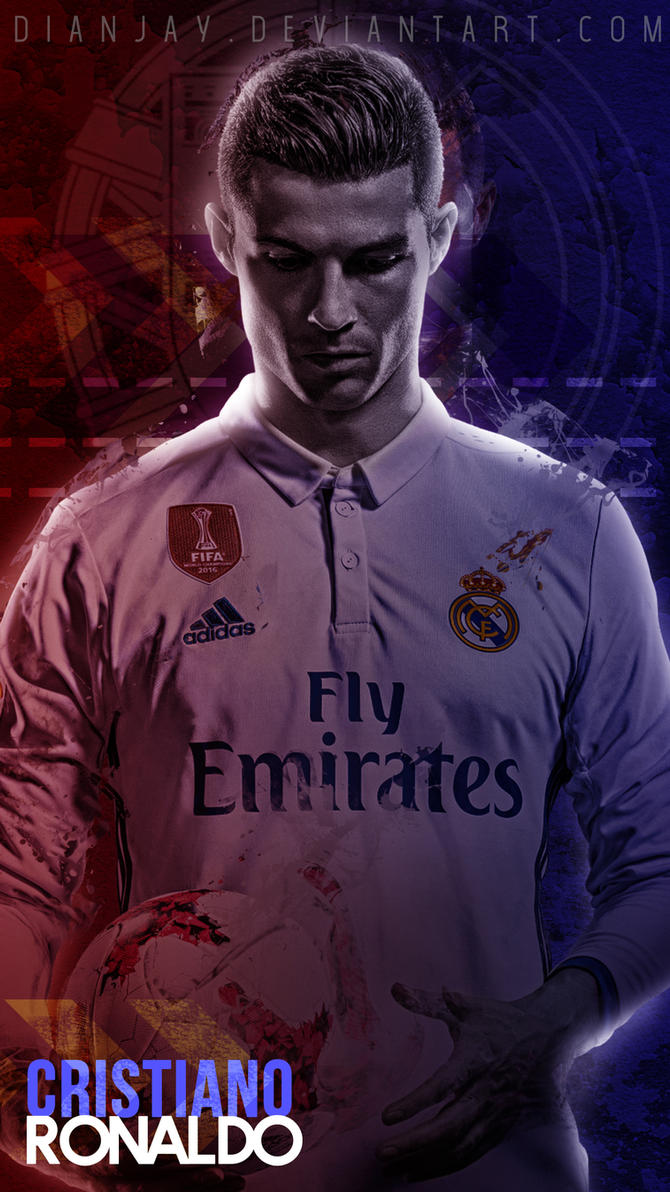 Cristiano ronaldo wallpaper by dianjay on deviantart cristiano ronaldo wallpaper by dianjay voltagebd Gallery