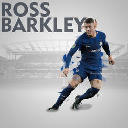 Ross barkley by dianjay