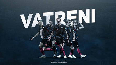 Croatia World Cup 2018 - National Team Wallpaper by dianjay