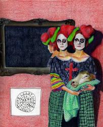 Janieta Eyre by dollparts21