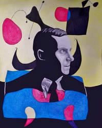 Joan Miro by dollparts21