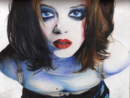 Shirley Manson by dollparts21