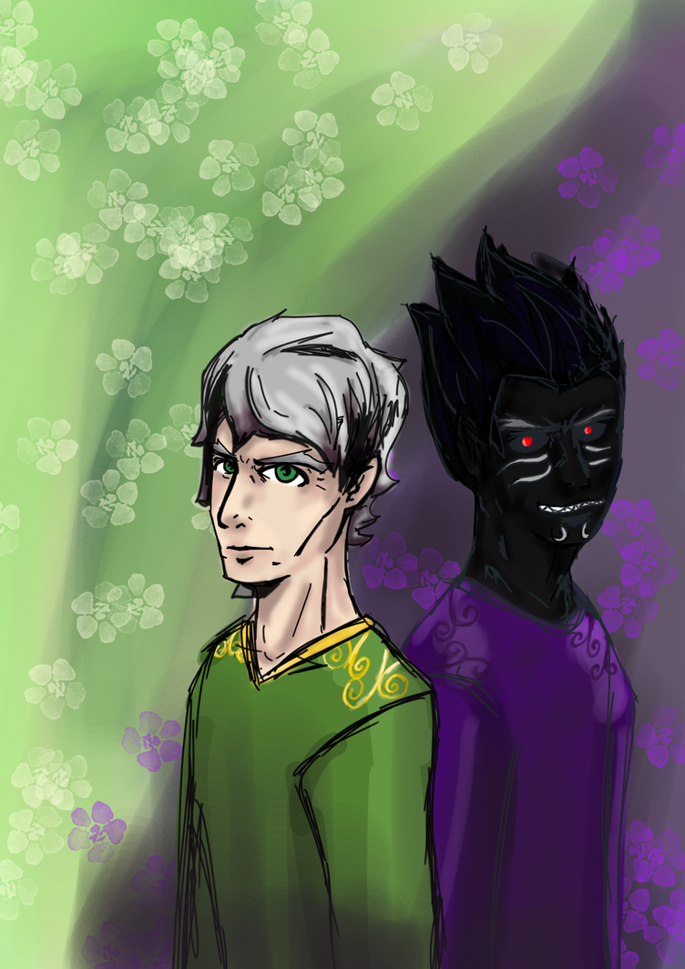 Ninjago sensei garmadon and lord garmadon by - Sensei ninjago ...