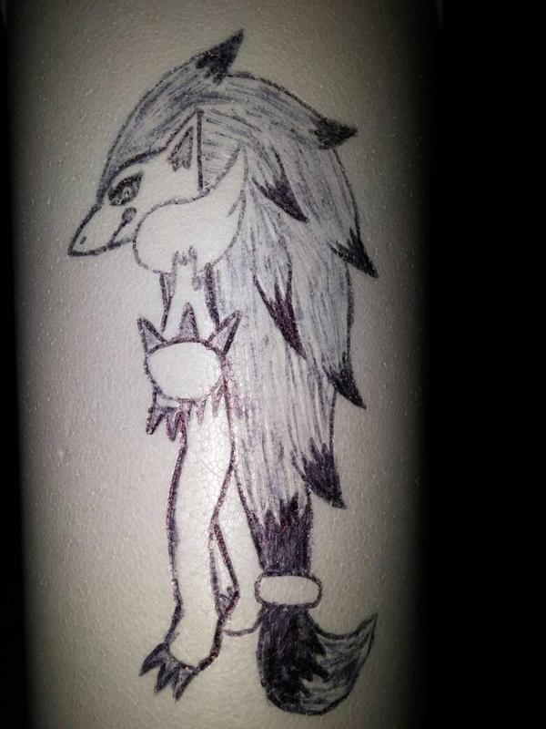 not my pen by leon2365
