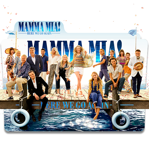 Mamma Mia Here We Go Again 2018 By Wildermike On Deviantart
