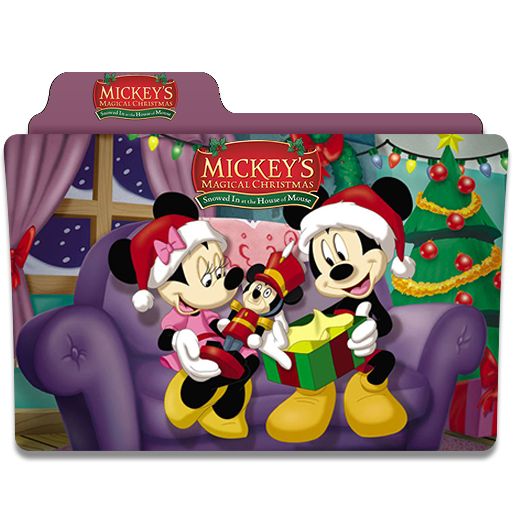 Mickeys Magical Christmas.Mickey S Magical Christmas Snowed In At The House By