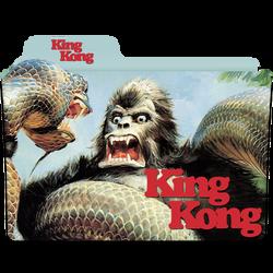 King Kong (1976) (2) by wildermike