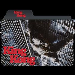 King Kong (1976) (1) by wildermike