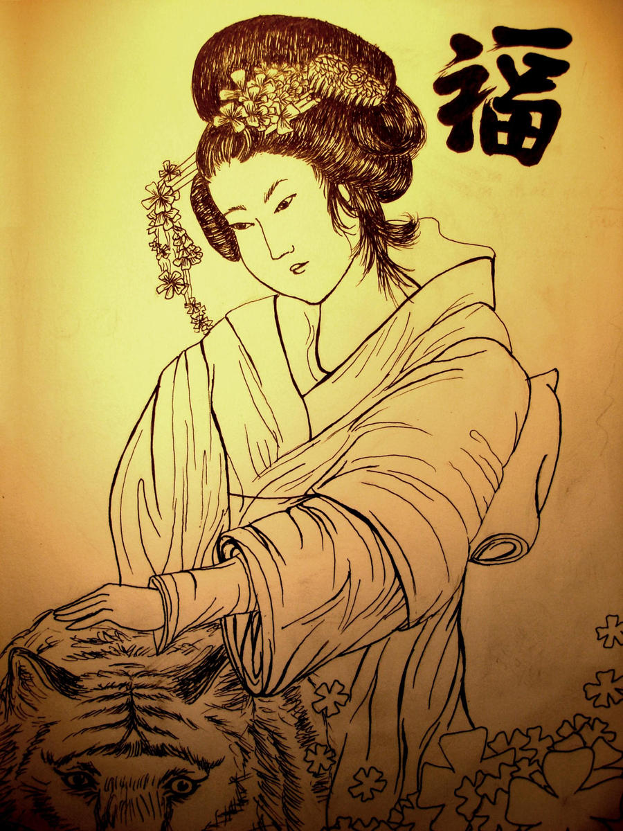 Hoa Mai by HoukouSakura