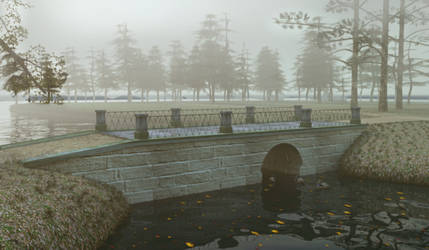 Bridge by MoonRaccoon13