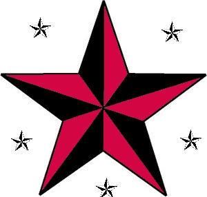 star tattoo designs