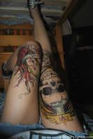 Sharpie Tattoos by sajegary