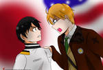 Re-do Dangantalia: Japan and America [Chapter (?)]