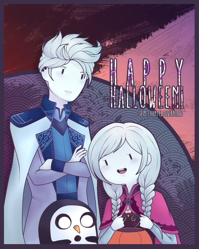Happy Halloween! by Erin-Chan143