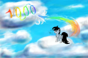 1000 watchers cloud graffity:D lol by SparklyOn3