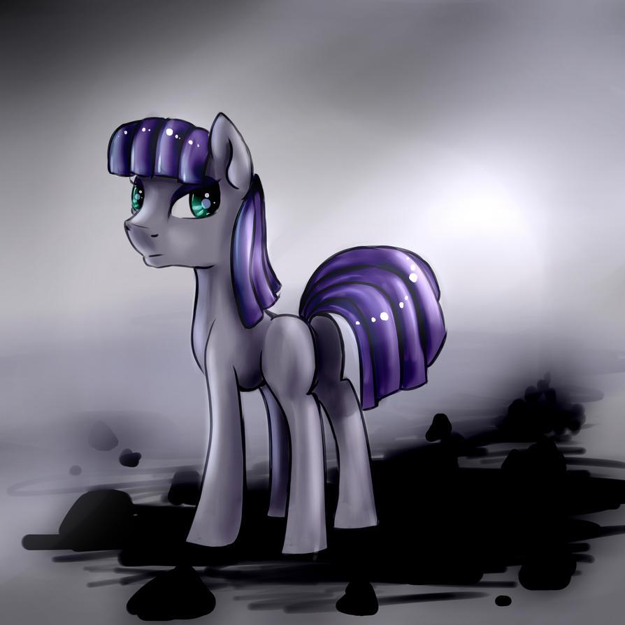 Maud Pie by SparklySpectrum