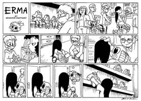 Erma- New Toy by OUTCASTComix