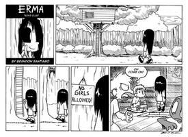 Erma- Boys Club by OUTCASTComix