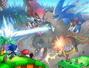 Godzilla vs Mobius