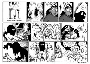 Erma- You Can Run... by OUTCASTComix