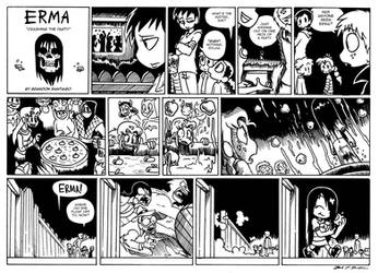 Erma- Crashing the Party by OUTCASTComix
