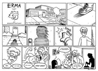 Erma- Visit by OUTCASTComix