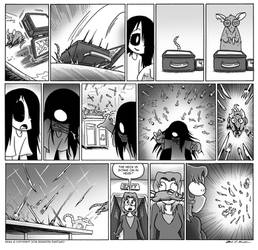 Erma- The Rats in the School Walls Part 3